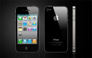 IPhone 4 pressebillede