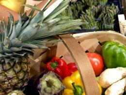 Dagligvarer: Grøntsager